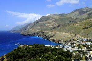 Kreta har röstats fram till Greklands bästa.
