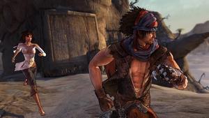 NY PRINS. Ubisoft introducerar en ny huvudperson och en tecknad grafisk stil som slår det mesta i julens stora äventyrsspel
