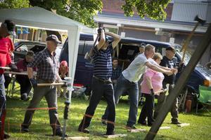 Drygt 40 stycken deltagare finns på plats under måndag och tisdag i Söderhamn.