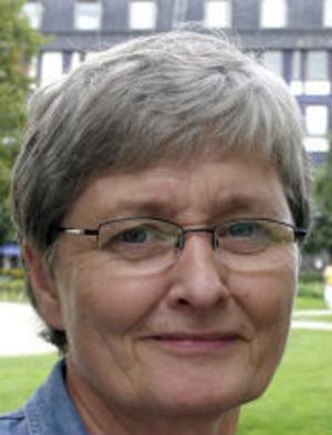Margareta Grön, 61 år, skolsköterska, Sundsvall—Absolut, de gjorde det ju så bra i går.