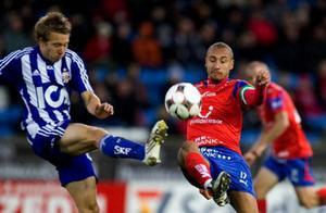 Henrik Larsson fixade segern.Foto: Björn Lindgren/SCANPIX