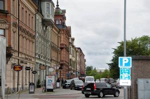 Sjögatan: 938 p-böter