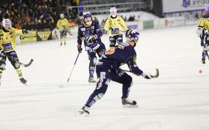 Lagkapten Andreas Westh och Bollnäs hade läget under kontroll – nästan...