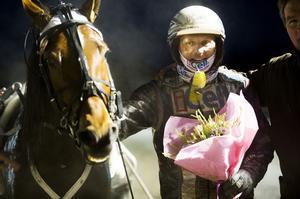 Ulf Ohlsson uppe på vinnarspåret på Bergsåker igen.