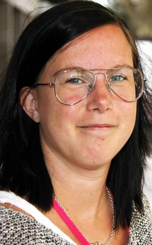 Frida Åsén, 31 år, Östersund:   – Nej, inte alls. Jag gillar inte fotboll. Jag har inte tittat på någon annan teve heller. Jag har mest varit ute i det fina vädret.