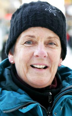 Åsa Andsal, 57 år, Östersund:– Nej, jag brukar aldrig gå. Det blir nyårsrevyn typ en gång vart femte år, när jag får en biljett i julklapp. Jag har aldrig kommit på att gå på teater.