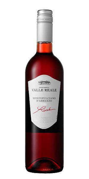 God italienare. Från Italienska Abruzzo kommer det torrt rödbäriga och välbalanserade Valle Reale Vigne Nuove Cerasuolo.