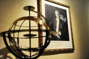 För sina insatser i arbetet att bygga upp San Francisco efter den ödesdigra jordbävningen 1906 fick Erik Lindblom Vasaorden.