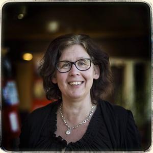 Veronika Eklund (M) är oppositionsråd i Bräcke.