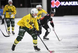 Johan Jansson Hydlin lämnade Ljusdal för andra gången i karriären. Nu är han tillbaka hemma i Uppsala – som kapten i Sirius.