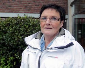 Britt-Louise Nyholm, folkhälsosamordnare i Timrå.