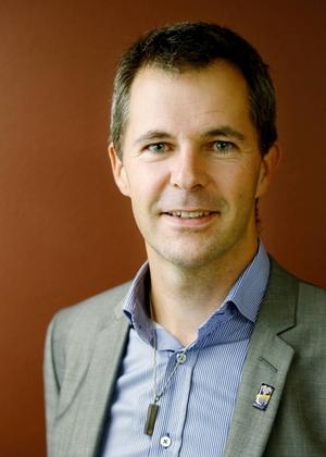 Johan Palm, chef för den nya kultur- och fritidsförvaltningen.