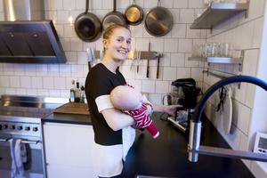 Erika Kjellström kallar sig själv för en miljönörd och hon slängde iväg en ansökan till projektet med förhoppningarna att få satsa mer på sitt miljötänk.