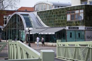 Shoppingsugna söderhamnare kan kryssa för mars 2013 i sina kalendrar – då ska Combigallerian få sin nyinvigning.