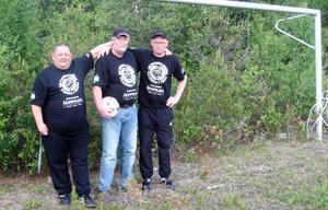 Del tre i nostalgitrippen genom det härjedalska fotbollslandskapet av Agne Karlsson, Ingvar Haraldsson och Roland Kristoffersson.