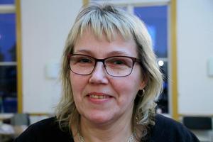 Sverigedemokraten Solveig Wiberg, Gnarp, ställer inte upp för omval.