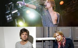 Viktor Norén, Jonas Karlsson och Samuel Giers har ett band ihop.
