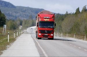 Innan en kilometerskatt införs ska geografiska undantag genomföras. FOTO: Jan Andersson