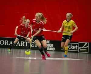 Alva Arnqvist har spelat i Kais Mora de tre senaste åren.