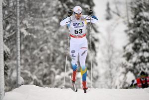 Sollefteås Anton Lindblad hoppas att det har vänt nu.