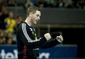 Andreas Palicka, Sveriges målvakt.