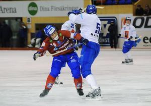 Dynamo Moskva är ett av lagen som drabbats av krisen i rysk bandy.