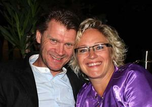 Tabazco. Anders Berntsson och Mia Hasselgren
