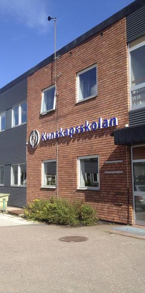 Kunskapsskolan i Borlänge.