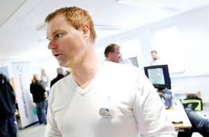 – Svenskar efterfrågas på den norska arbetsmarknaden, säger Leif Clase som förmedlar kontakter med utländska arbetsgivare.