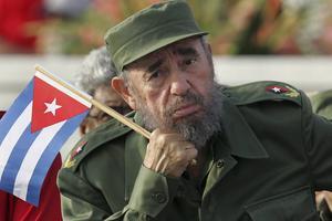 Med Fidel Castros död går inte bara en epok av förhoppningar och förtvivlan i graven.