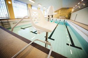 Institutet Rise konstaterar i en rapport att bassängen i Hudiksvalls badhus kan vara i drift i minst tio år till.