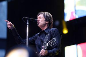 Efter närmare fyra decennier som låtskrivare gav Per Gessle prov på 20 låtar vid torsdagkvällens konsert i Dalhalla.