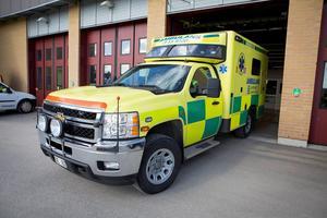 Ambulanssjukvården i Sundsvall utökar verksamheten med en bedömningsbil.