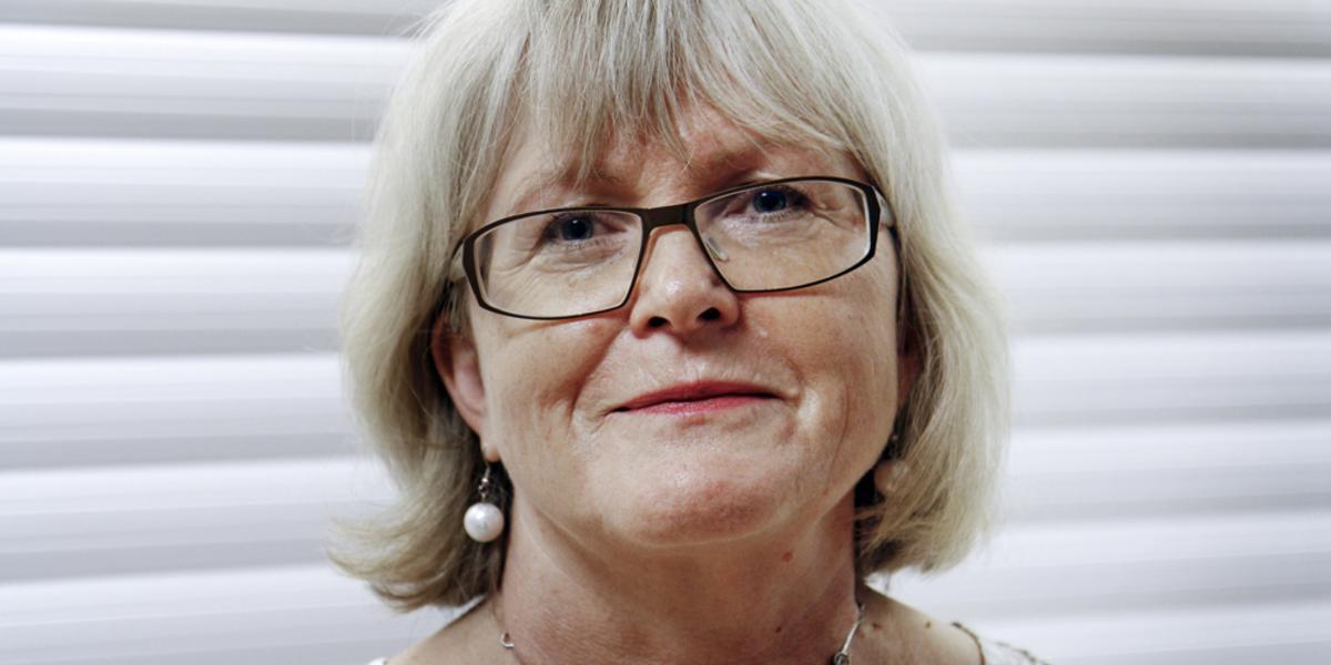 Andreman/kvinna till Grnsakshallen Sorunda i Stockholm