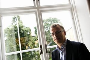 Fors kartongbruk har framtiden för sig konstaterar Stora Ensos nye sverigechef Foto:Lars Dafgård