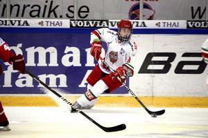 Dmytro Timashov låg bakom vändningen för Quebec Remparts i QMJHL.