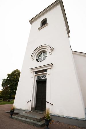 Karbennings kyrka, Karbenning