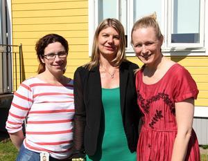 Initiativet till vårdansen kommer från Anna Knapp, Anna-Lena Blixt och Sofia Lindström.