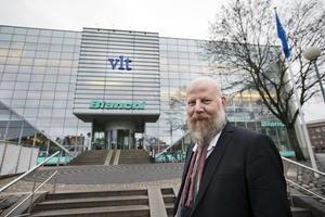 Daniel Nordström, ny chefredaktör och ansvarig utgivare för VLT, Arboga Tidning, Bärgslagsbladet, Sala Allehanda och Fagersta-Posten.