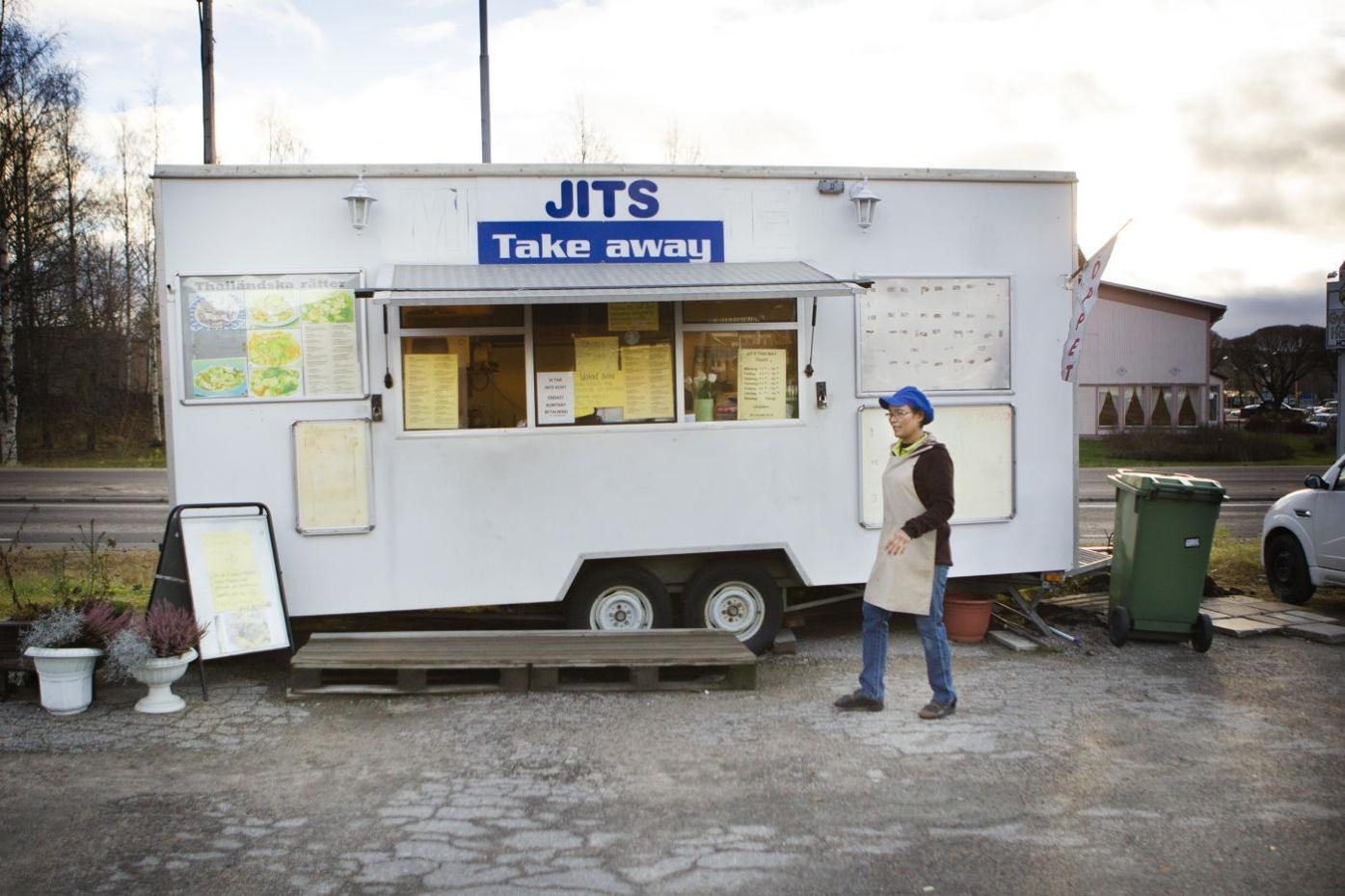 jits take away ljusdal