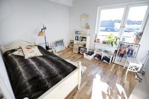Skönt med eget sovrum men hur får man det mysigt?