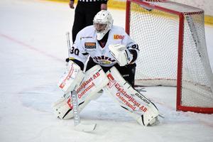 Johan Berge gjorde sin tredje match för säsongen när Brunflo gästade Sollefteå på söndagen. Han höll ihop bra och var med och plockade två poäng.
