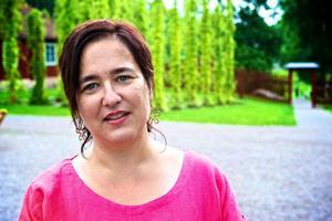 Högskolan Dalarnas rektor Marita Hilliges.