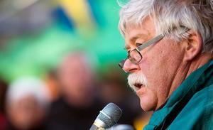 Förre biskopen Claes-Bertil Ytterberg är en av undertecknarna till denna kritiska artikel om skogsindustrin- Foto: Mittmedia.