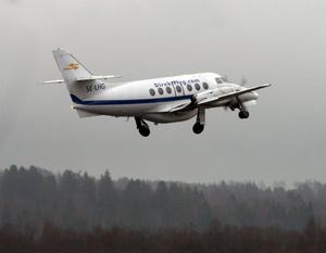 Kritiserade bolaget Avies får inte fortsätta flygningarna på sträckan Sundsvall–Luleå. Svenska Direktflyg har satt stopp för detta.