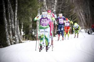 Vasaloppsvinnaren Laila Kveli slutade på en sjundeplats.
