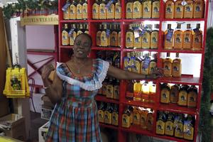 Karibien är lika med rom och Guavaberry är Saint Martins eget märke. Spritpriserna är överlag väldigt låga.