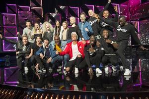 Här är artisterna som gör upp i den spännande finalen i Friends arena på lördag. Flera av dem tror på en jämn batalj.