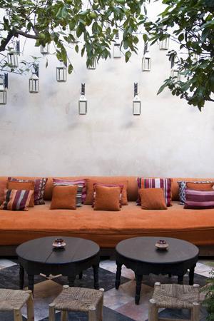 Riad El Fenn i Marrakech.