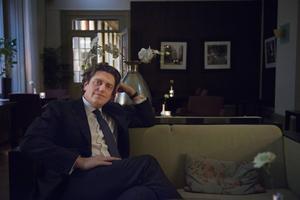 Avkopplande miljö på Knaust. Ulf Söderberg erbjuder online-självhjälp mot stress. I maj ska förtaget introduceras på börsen, säger han.